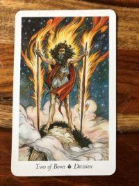 Tarot Card II~~ 3 May