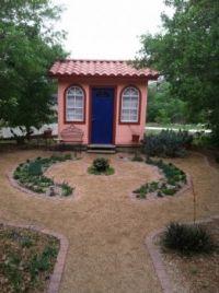 Botanical Gardens Shed San Antonio