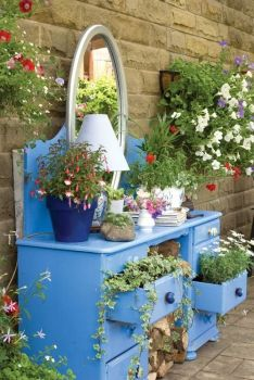 dresser-unique-planter