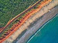 James Price Point aerial