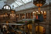 Spitfire....Kelvingrove Museum, Glasgow
