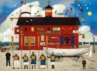 Charles Wysocki - The Sea Buglers