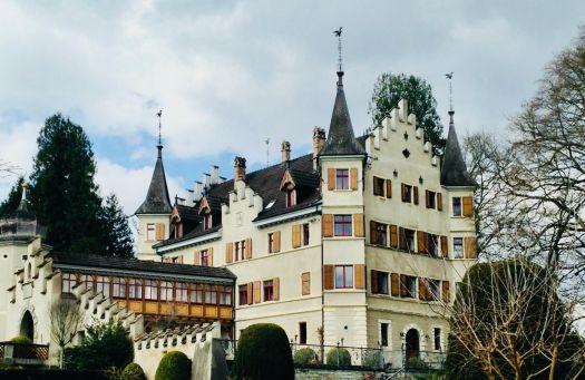 """The Seeburg""  Kreuzlingen Switzerland"