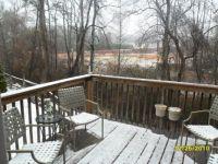 Christmas snowfall down south