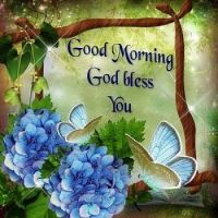 Good Morning Blessings!