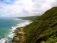 Along the Great Ocean Road, OZ