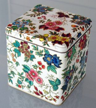Flowered Box