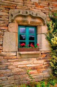 Beautiful Unique Window