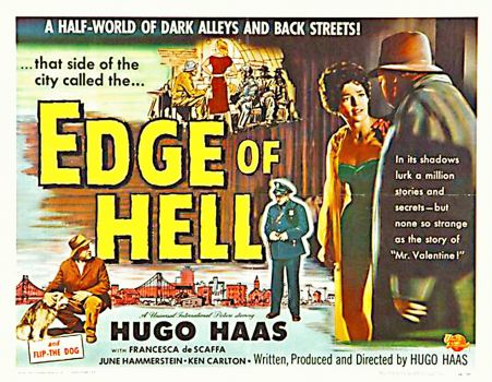 Edge Of Hell - 1956