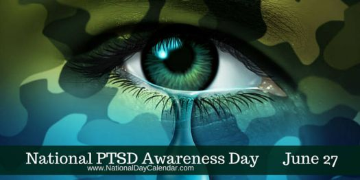 Today Is National PTSD Awareness Day!!