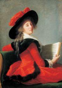 The Baroness Bonne-Marie-Joséphine-Gabrielle Bernard de Boulainvilliers