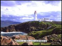 Donegal Ireland Lighthouse