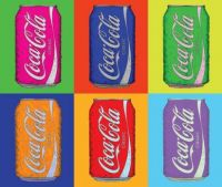 Andy Warhol, Coca Cola