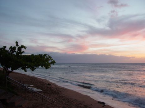 Lonely Beach - Maui, Hawaii