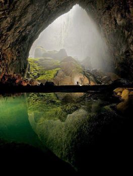 Worlds biggest cave found in Vietnam..