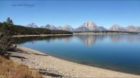 Jackson Lake, Grand Tetons NP