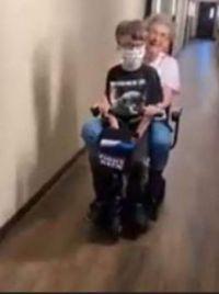 Go-Kart Grandma! (Video)