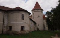 slovakia Kežmarok castle