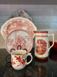 Red and White Tea
