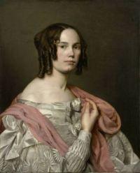 Katarina Ivanovic Autoportret before 1882
