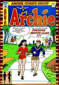 Archie #294 Fitness Fun