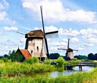 Noord-Holland.