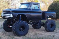 Lifted older Chevy