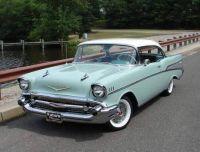 1957 Chevy 2 door hardtop ....spunky/Bandit.....