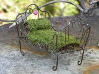 Fairy garden bed