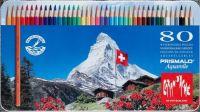 Caran d'Ache color pencil box