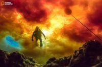 The fire down below in Florida by John Moran