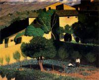 Evening on the Loire, 1923  Felix Vallotton