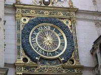 Gros-Horloge Clock in Rouen