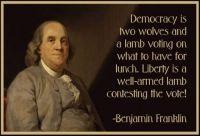 Liberty is....