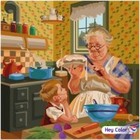 Making Pie with Grandma from Hey Color