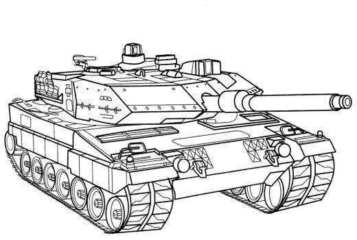 Leopard 2 - A5