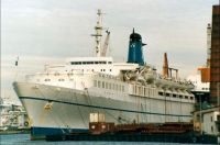 Galileo at Lloyd Werft Bremerhaven 1989