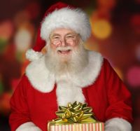 December is Santa's favorite month!