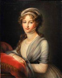 Louise Élisabeth Vigée Le Brun Elizabeth Alexeevna 1797