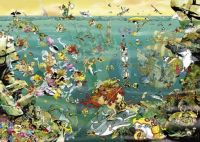 What happens under the sea...