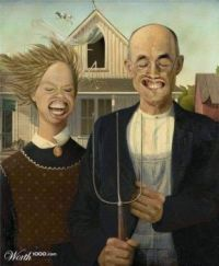 American Gothic, 2019 high winds