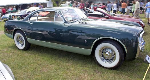 1952 Chrysler Ghia