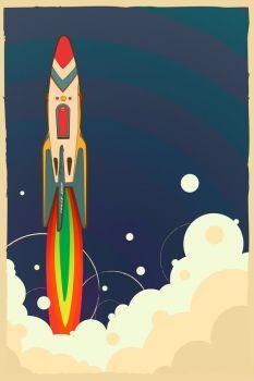 Launching Rocket