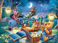 Poo Bear Midnight Party 221