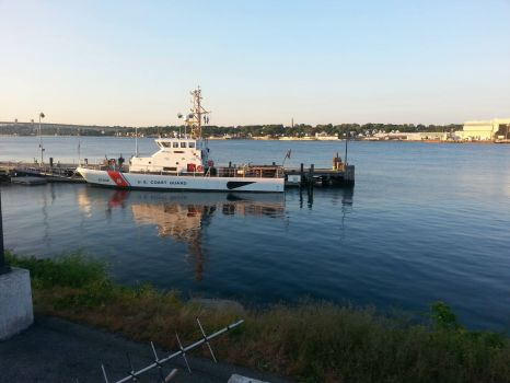 Coast Guard New London CT