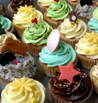 Cupcakes 92 - Small