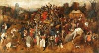 Bruegel - The wine of Sant Martin´s day