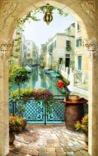 Balcony of Venice