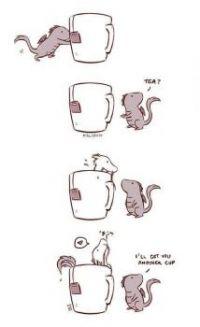 tea friends