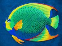 Fish #3, 63 pieces
